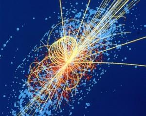 Higgs Boson God Particle