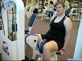 machine inner thigh exercise