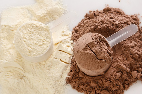 protein powders and shakes