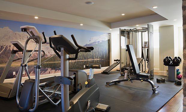 home gym myth