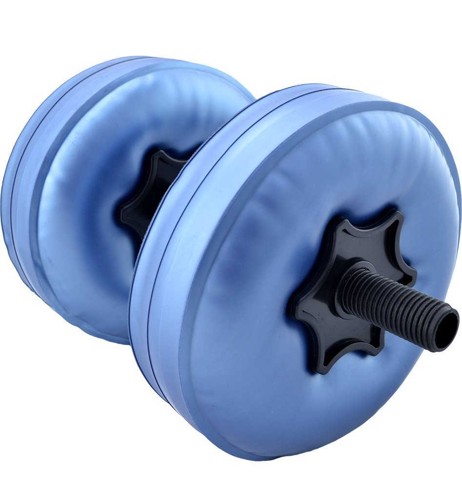 water filled dumbbell